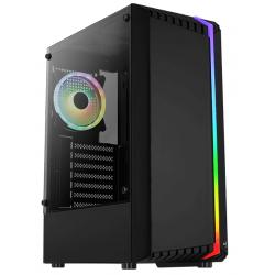 Boitier Gamer Bionic V2 / Noir / RGB