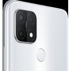 Téléphone  Portable Oppo A15s / 4G / Double SIM / Blanc