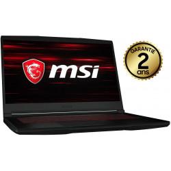 Pc portable MSI Gaming GF63...