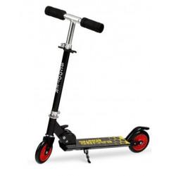 Trottinette Qkids Racing Scooter / Noir