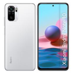 Téléphone Portable Xiaomi Redmi Note 10 / 4G / Blanc