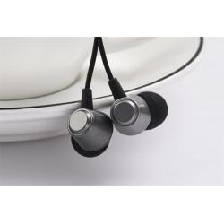 Ecouteur avec Micro U18 Stylish / Noir