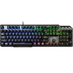 Clavier Gaming Mécanique MSI Vigor GK50 Elite Box White RGB