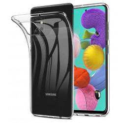 Etui NEO pour Samsung A51 / Transparent