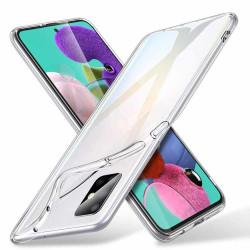 Etui NEO pour Samsung A71 / Transparent