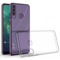 Etui NEO pour Huawei Y6P/ Transparent