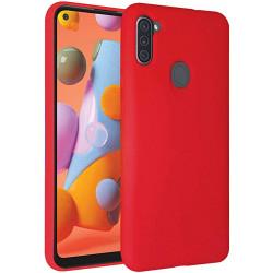 Etui NEO pour Samsung A11 / Rouge