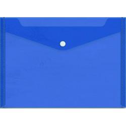 Pochette papier Deli E10432 avec Bouton / A4