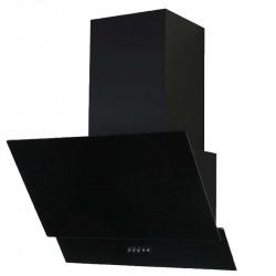 Hotte Décorative Incliné AZUR / 90 cm / Noir