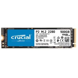 Disque Dur SSD Crucial P2...