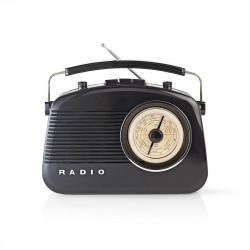Radio FM Nedis RDFM5000BK /...