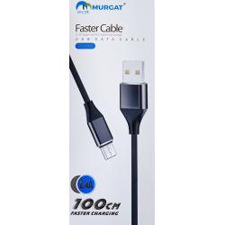 Câble Murgat TBA002 Type-C...
