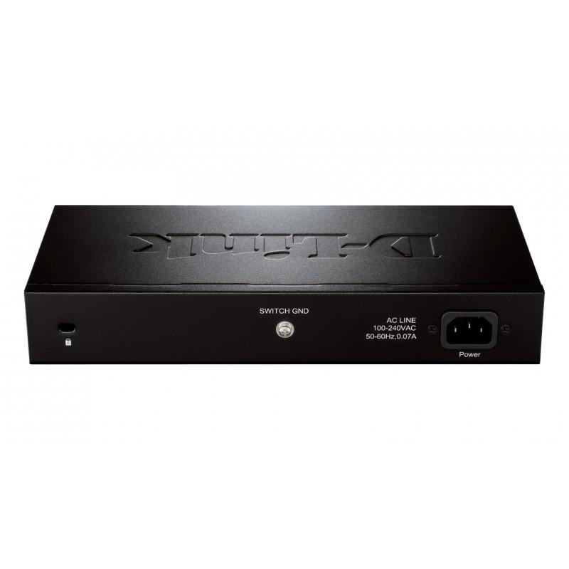 Switch 16 ports 10/100Mbps