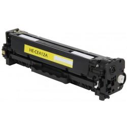 Toner HP Laser 305A Cyan
