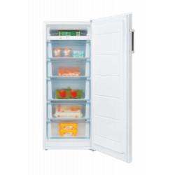 Congélateur armoire Candy 160L / 5 Tiroirs / Blanc