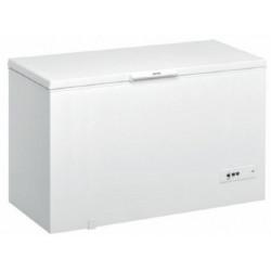 Congélateur Coffre Ignis Autonome CO470EG / 454L / Blanc