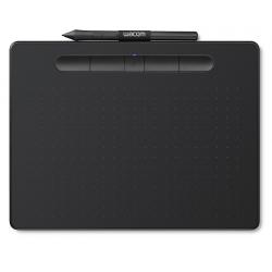Tablette Graphique Wacom Intuos Comfort Petite / Bluetooth / Noir