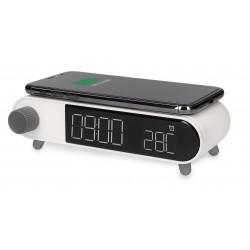 Horloge d'alarme chargeur...