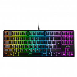 Clavier Xtrfy K4 TKL RGB Noir