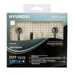 Ecouteurs Hyundai Noir