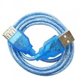 Rallonge USB Mâle/Femelle Blindé 5M