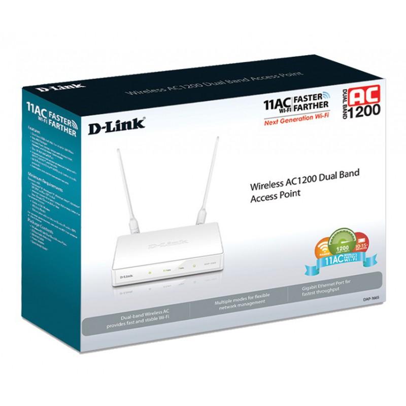 Point d'accès Sans fil AC1200 Dual Band
