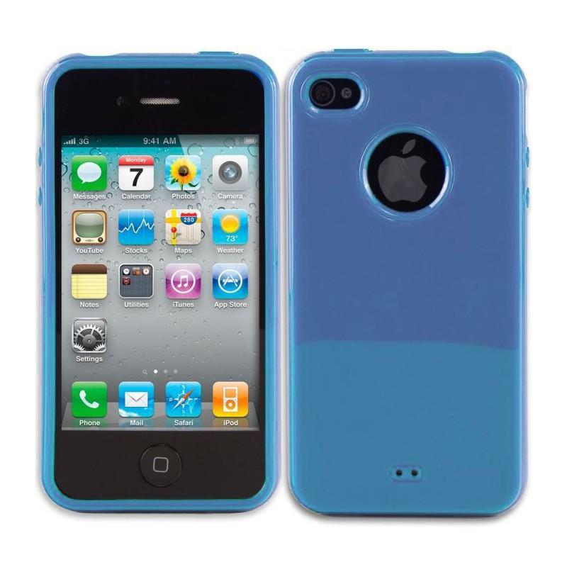 coque pour iphone 4 en silicone