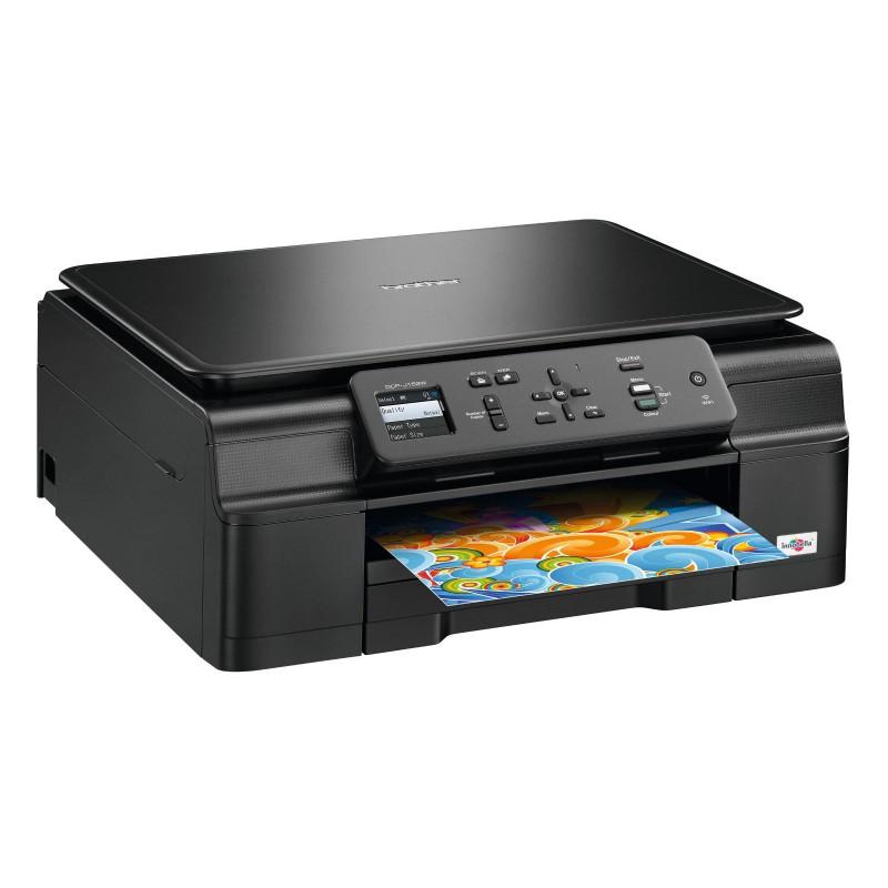 Brother DCP-J315W Imprimante multifonction jet dencre couleur WiFi