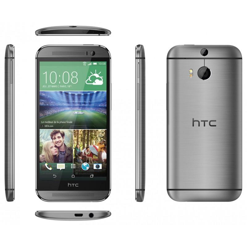Téléphone Portable HTC One M8 / Gris