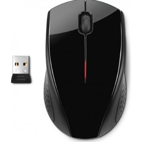 Souris sans fil HP X3000 / Noir