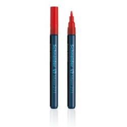 Marqueur Paint à pointe fine Schneider Maxx 271 / Rouge