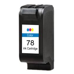 Cartouche Adaptable Compatible HP 78 Couleur