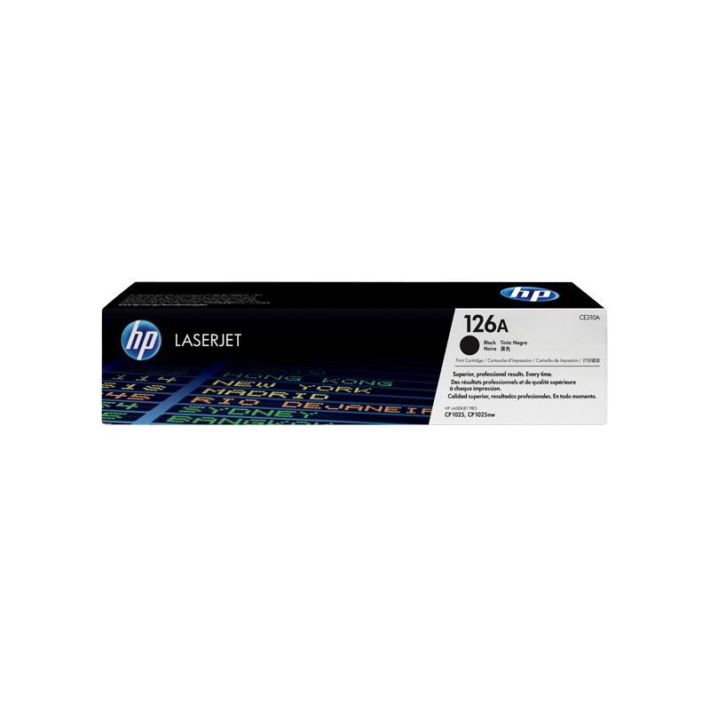 Toner HP Laserjet 126A Noir