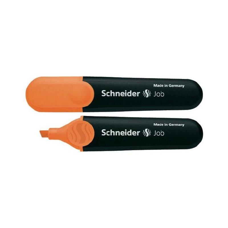 Surligneur Schneider Job / Orangé