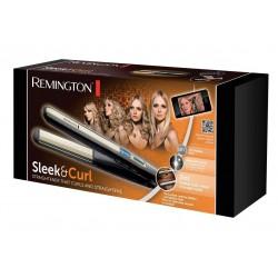 Lisseur Boucleur Sleek & Curl Remington S6500