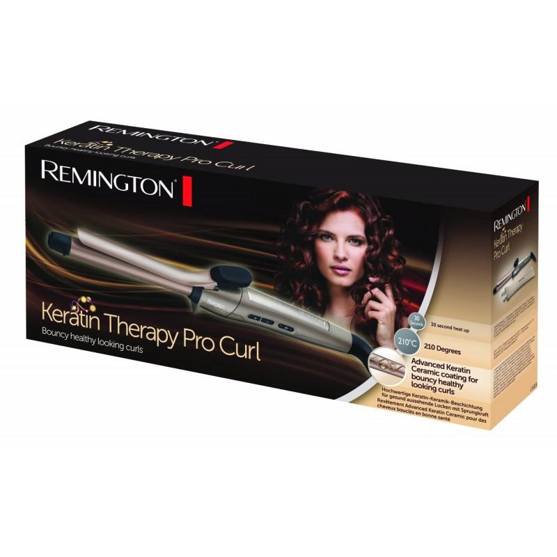 Fer à boucler Keratin Therapy Remington CI8319