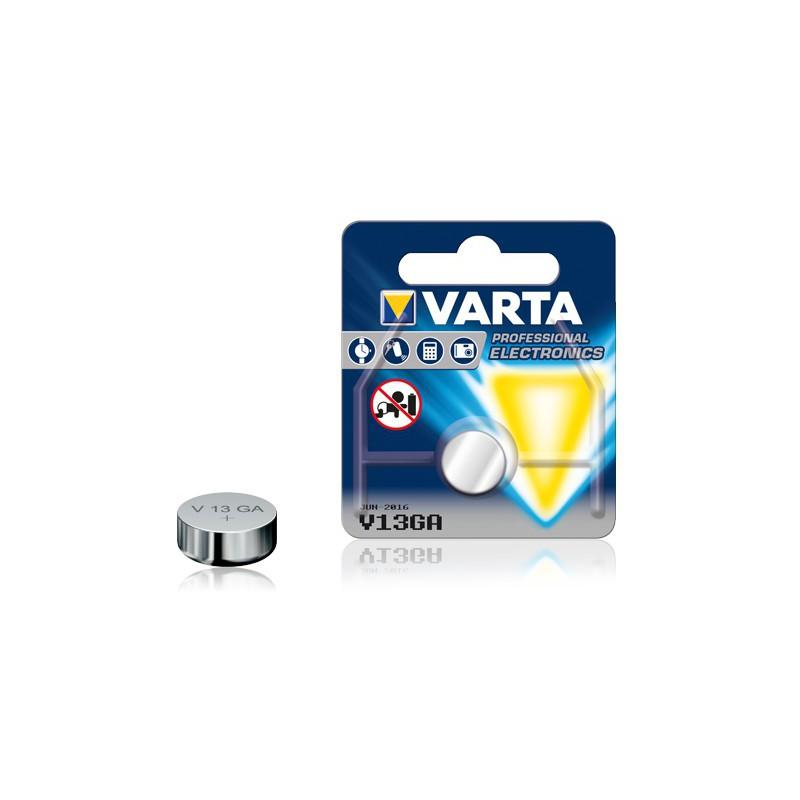 Pile électronique Lithium Varta V13GA