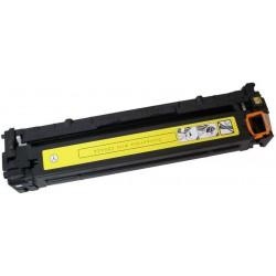 Toner Adaptable HP 125A / Yellow