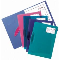 Porte documents Snopake SwingFile A4 / Rose