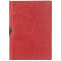 Chemise de présentation à Clip - A4 / Rouge