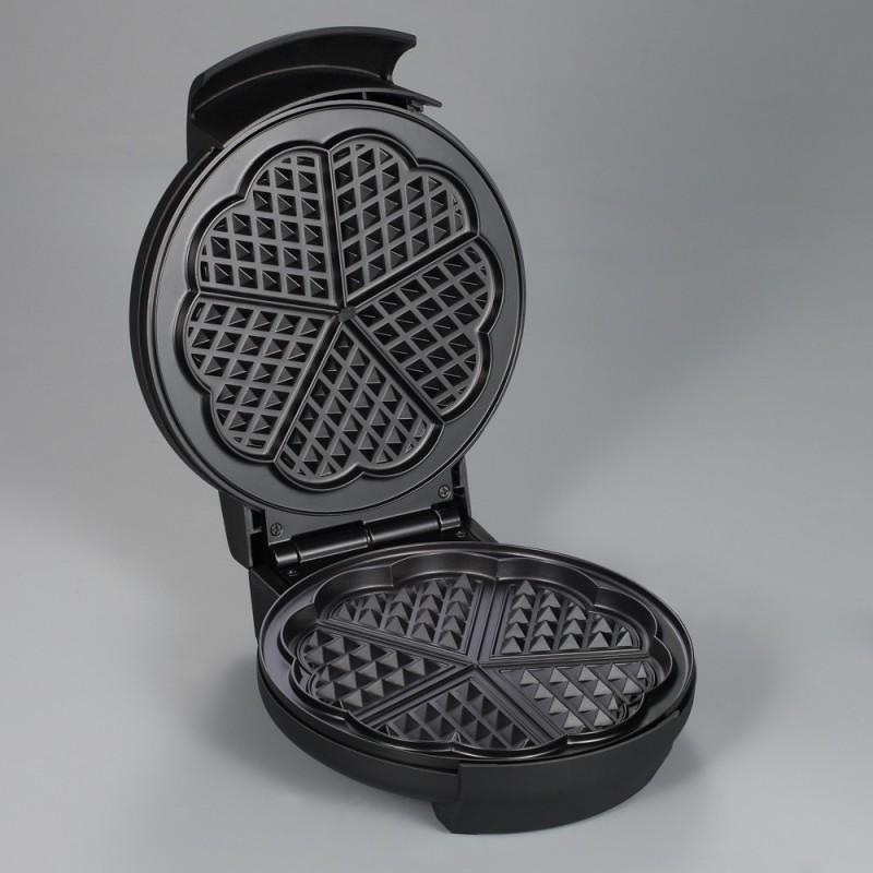 Gaufrier Severin WA 2103 / Noir-inox