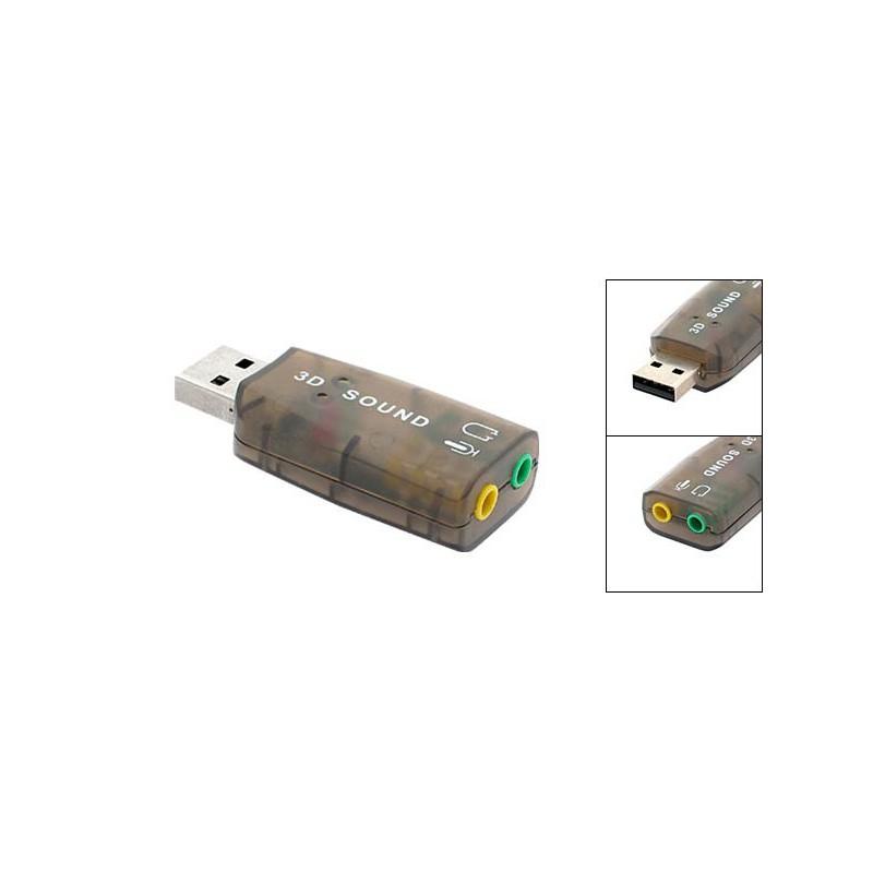 Carte Son USB
