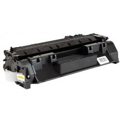 Toner Adaptable HP 80A LaserJet / Noir