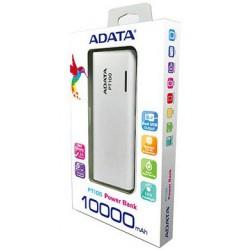Power Bank ADATA PT100 / 10000 mAh / Blanc