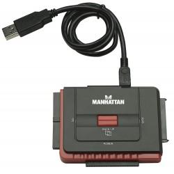Adaptateur USB 2.0 haut débit vers SATA/IDE