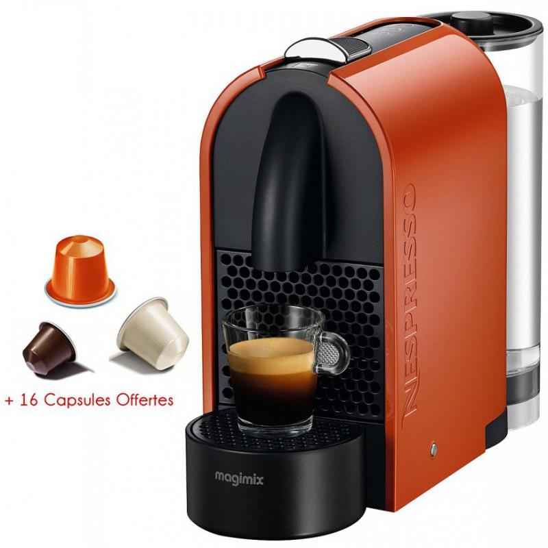 machine caf capsule magimix u orang. Black Bedroom Furniture Sets. Home Design Ideas