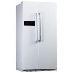 Réfrigérateur avec Congélateur Side by Side Blanc No Frost Midea 550L