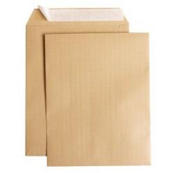 100x Enveloppes Kraft 260 x 330 mm