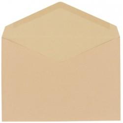 100x Enveloppes Kraft 162 x 229 mm