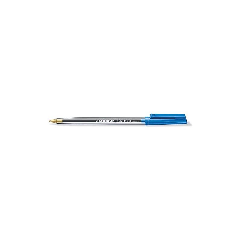 Stylo à bille Cristal Medium BIC / Bleu